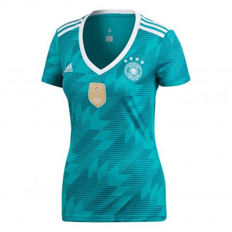 adidas Damen DFB Away Trikot 2018