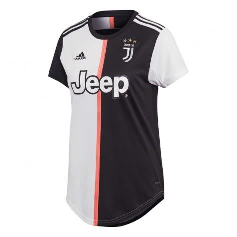 adidas Damen Juventus Turin Home Trikot 2019/20 DW5466 XXS Black/White | XXS