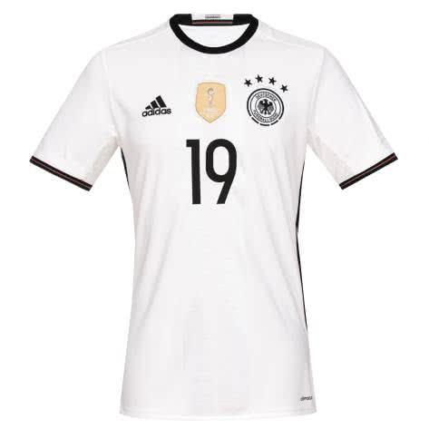 adidas Kinder DFB Home Trikot EM 2016 B74819 176 Götze | 176