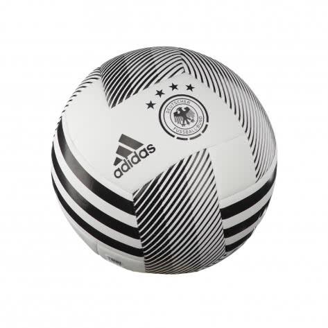 adidas Fussball DFB Fan Ball 2018 White/Black G...