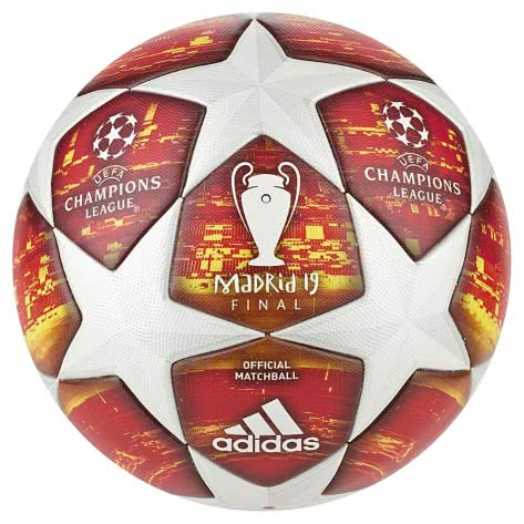 adidas Fussball UCL Finale Madrid 2019 OMB