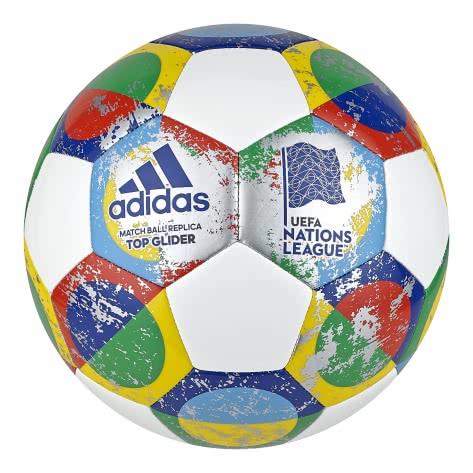 adidas Fussball UEFA Nations League 18/19 Top Glider CW5268 3 WHITE/SILVMT/MULTCO   3