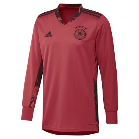 adidas Herren DFB Torwarttrikot EM 2020 EH6098 M glory red | M
