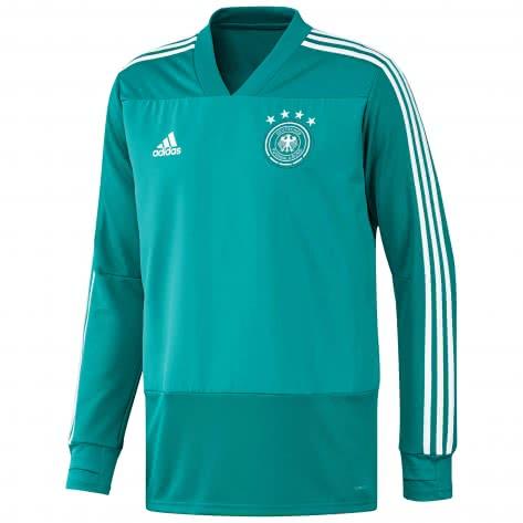 adidas Herren DFB Trainingsshirt Longsleeve 2018