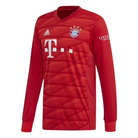 adidas Herren FC Bayern München Home Langarm Trikot 2019/20