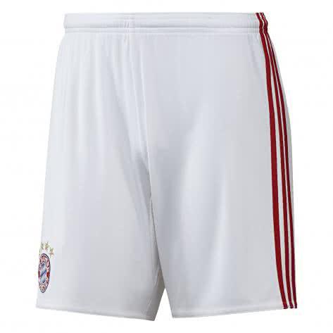adidas Herren FC Bayern München Home Short 16/1...