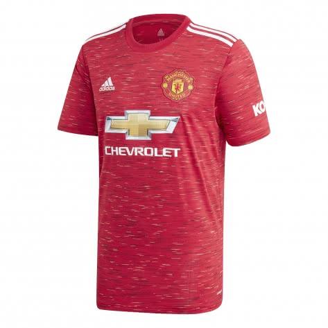 adidas Herren Manchester United Home Trikot 2020/21