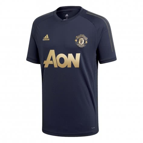 adidas Herren Manchester United Trainingstrikot 18/19