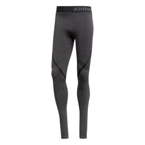 adidas Herren Tight ALPHASKIN 360 SEAMLESS CZ9070 XS grey four f17/black | XS