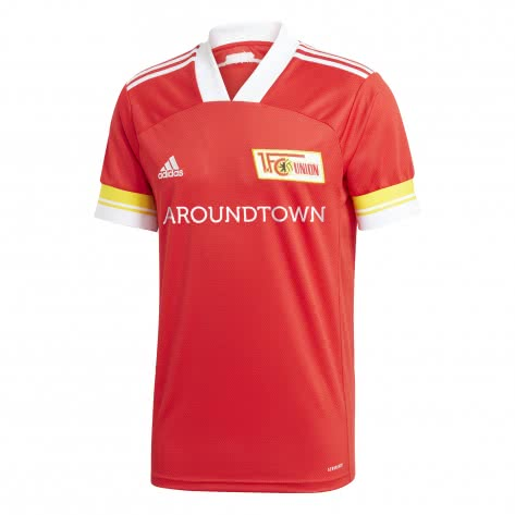 adidas Kinder 1. FC Union Berlin Home Trikot 2020/21
