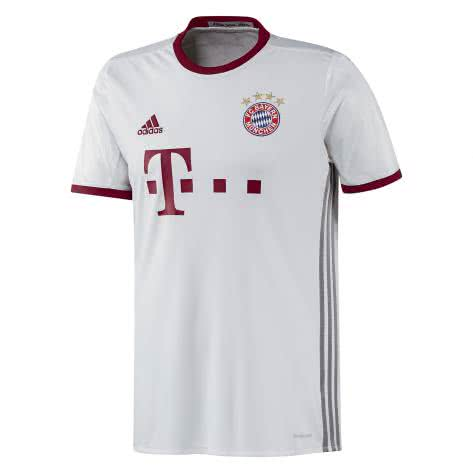 adidas Kinder FC Bayern München UCL Trikot 16/17