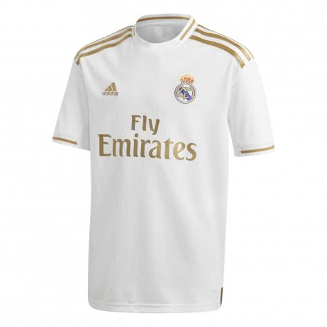 adidas Kinder Real Madrid Home Trikot 2019/20