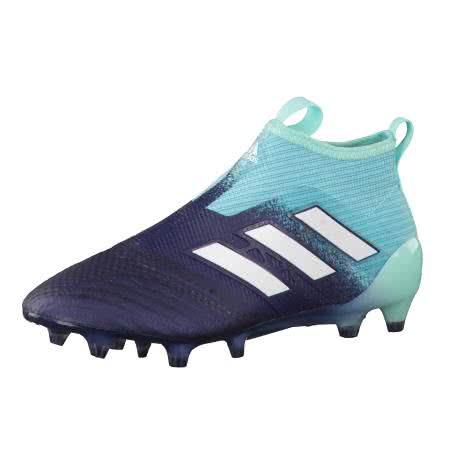 adidas Kinder Fussballschuhe ACE 17 PURECONTROL FG J ENEAQU FTWWHT LEGINK Größe 36 2 3,38
