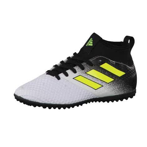 adidas Kinder Fussballschuhe ACE TANGO 17.3 TF J FTWWHT SYELLO CBLACK Größe 32,33,34,35,35 1 2,36,37 1 3,38