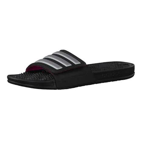 adidas Damen Badeschlappen adissage 2.0 stripes
