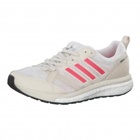 adidas Damen Laufschuhe Adizero tempo 9 B37424 38 RAWWHT/SHORED/FTWWHT | 38