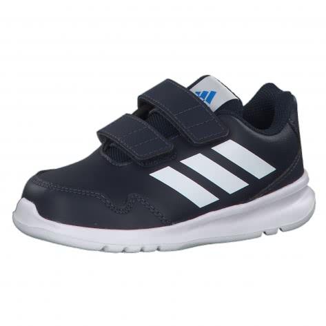 adidas Kinder Turnschuhe AltaRun CF I collegiate navy ftwr white bright blue Größe 19,20,21,23,23 1 2,26,26 1 2