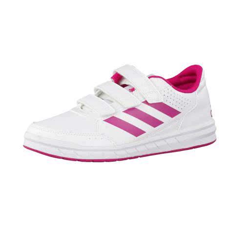 adidas Kinder Sportschuhe AltaSport CF K ftwr white bold pink ftwr white Größe 28,29,30,31,32,33,34,35,36,36 2 3,37 1 3,38,38 2 3,39 1 3