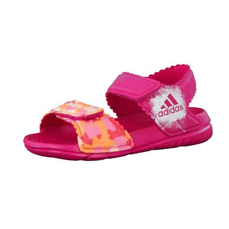 adidas Kinder Badeschuhe AltaSwim I bold pink haze coral s17 easy pink s17 Größe 19,21,22,23,24,25,27