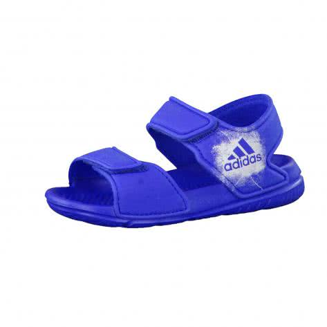 adidas Kinder Badeschuhe AltaSwim I blue ftwr white ftwr white Größe 19,20,21,24,25,26,27
