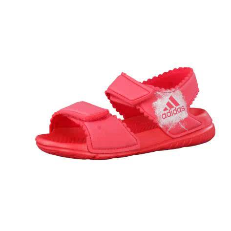 adidas Kinder Badeschuhe AltaSwim I core pink s17 ftwr white ftwr white Größe 19,20,22,23,27
