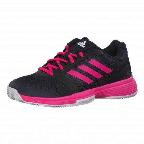 adidas Damen Tennisschuhe Barricade club w clay AH2100 38 2/3 LEGINK/SHOPNK/FTWWHT | 38 2/3