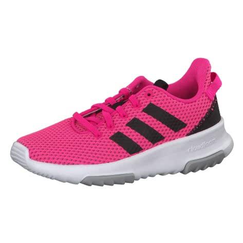 adidas CORE Kinder Sneaker CF RACER TR K F35412 30 1/2 shock pink/core black/ftwr white | 30 1/2