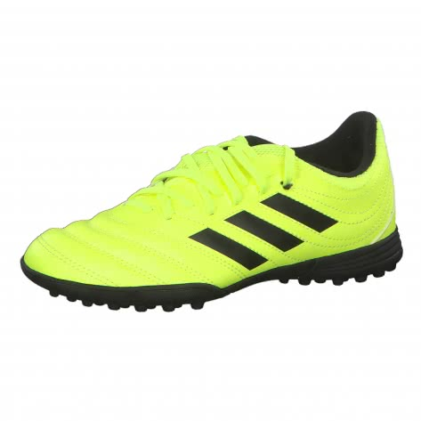 adidas Kinder Fussballschuhe COPA 19.3 TF J F35463 28 1/2 SYELLO/CBLACK/SYELLO | 28 1/2
