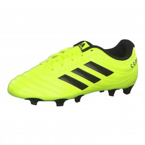 adidas Kinder Fussballschuhe COPA 19.4 FG J F35461 28 SYELLO/CBLACK/SYELLO | 28