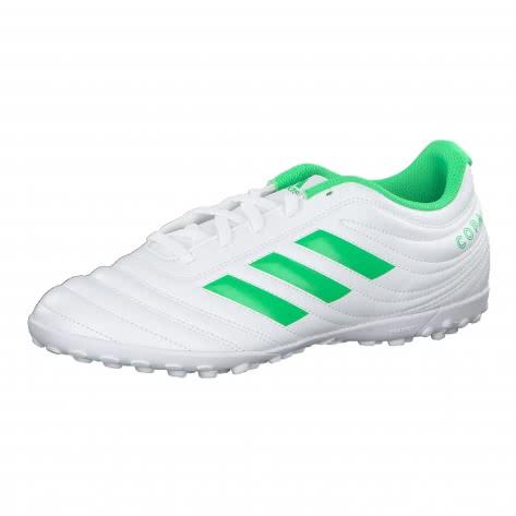 adidas Herren Fussballschuhe COPA 19.4 TF D98072 46 FTWWHT/SOLLIM/FTWWHT | 46