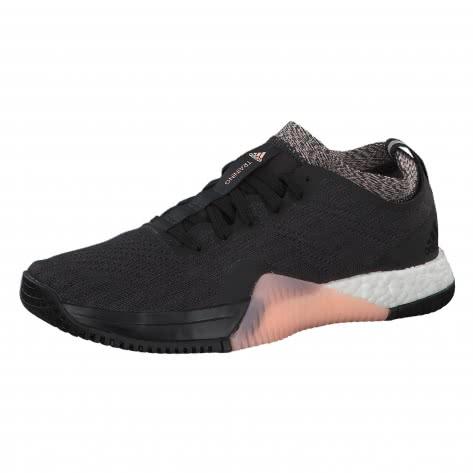 adidas Damen Trainingsschuhe CrazyTrain Elite W B75769 36 2/3 core black/carbon/clear orange | 36 2/3