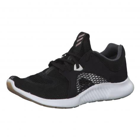adidas Damen Laufschuhe EDGEBOUNCE CLIMA BC1067 39 1/3 Core Black/Tech Silver Met./Ftwr White   39 1/3