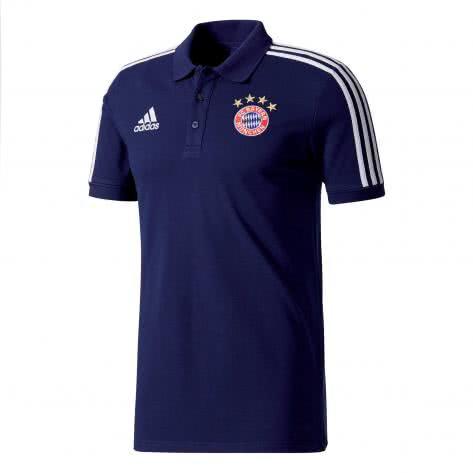 adidas Herren FC Bayern München Poloshirt 17/18...