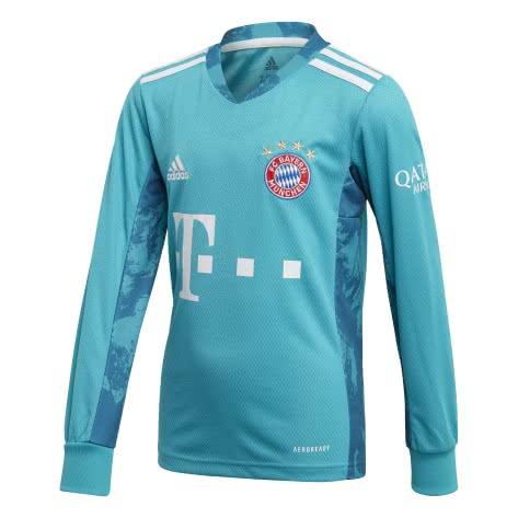 adidas Kinder FC Bayern München Home Torwarttrikot 2020/21