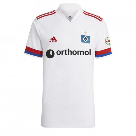 adidas Herren Hamburger SV Home Trikot 2020/21