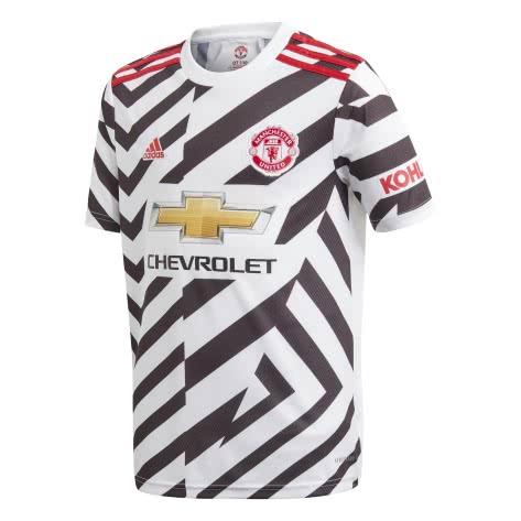 adidas Kinder Manchester United FC 3rd Trikot 2020/21