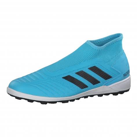 adidas Herren Fussballschuhe PREDATOR 19.3 LL TF EF0389 42 2/3 BRCYAN/CBLACK/SYELLO | 42 2/3