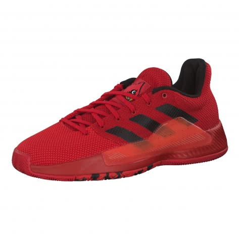 adidas Herren Basketballschuhe Pro Bounce MADNESS Low BB9283 42 2/3 Scarlet/Core Black/Active Red | 42 2/3