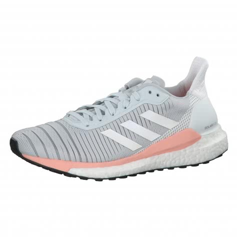 adidas Damen Laufschuhe Solar Glide 19 G28033 36 2/3 BLUTIN/FTWWHT/GLOPNK   36 2/3