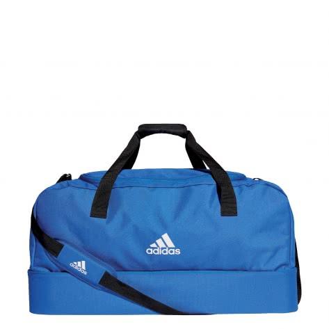adidas Sporttasche TIRO 19 DUFFEL BAG mit Bodenfach Gr.L DU2002 bold blue/white | L