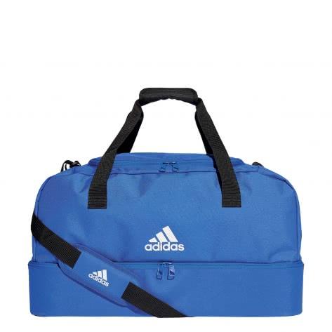 adidas Sporttasche TIRO 19 DUFFEL BAG mit Bodenfach Gr.M DU2004 bold blue/white   M