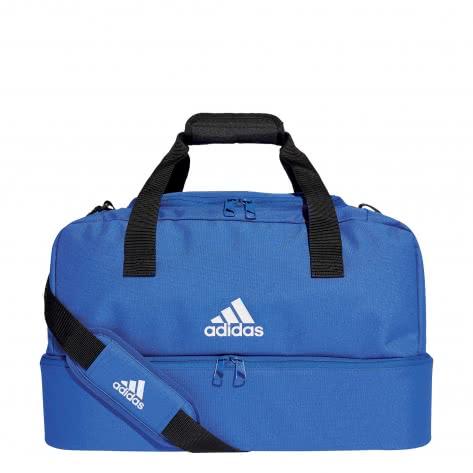 adidas Sporttasche TIRO 19 DUFFEL BAG mit Bodenfach Gr.S DU2001 bold blue/white   S