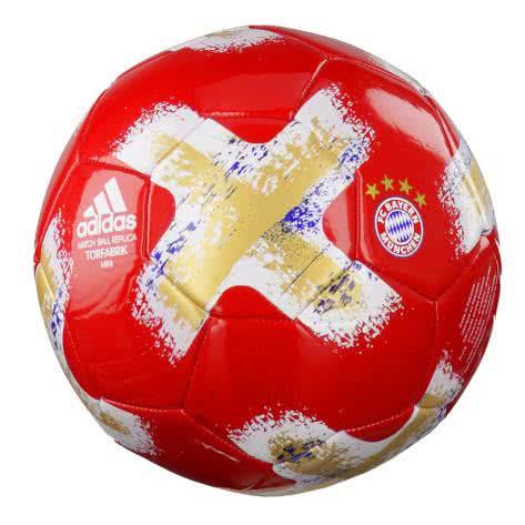 adidas Fussball Torfabrik FC Bayern München Min...