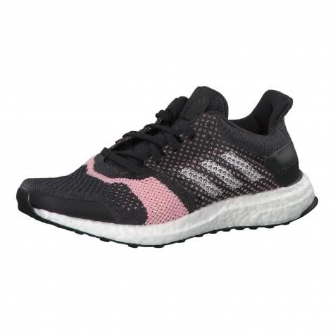 adidas Damen Laufschuhe UltraBOOST ST w B75864 38 carbon/ftwr white/grey six | 38