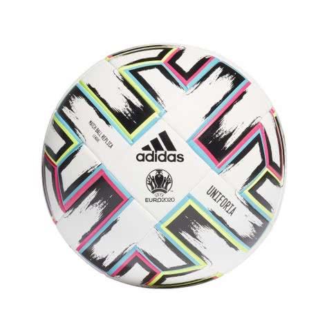 adidas Fussball UNIFORIA LGE J290 FH7351 5 WHITE/BLACK/SIGGNR/B   5