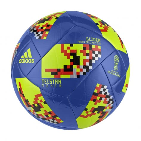 adidas Fussball Telstar ME4TA World Cup Glider WM 2018