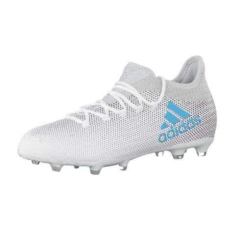 adidas Kinder Fussballschuhe X 17.1 FG J FTWWHT ENEBLU CLEGRE Größe 32,33 1 2,35,38