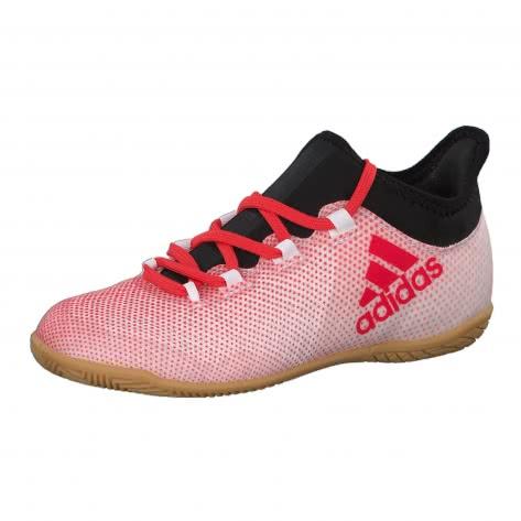 adidas Kinder Fussballschuhe X TANGO 17.3 IN J GREY REACOR CBLACK Größe 33 1 2,34,35,35 1 2,36,36 2 3,37 1 3,38,38 2 3