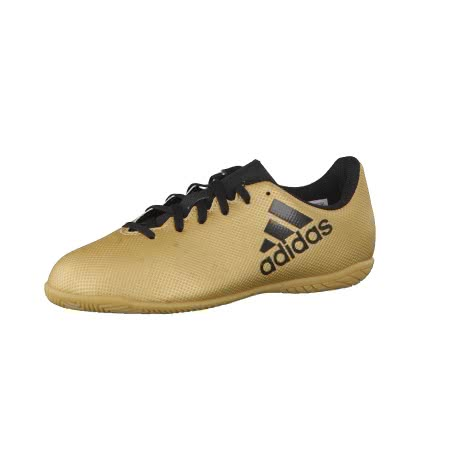 adidas Kinder Fussballschuhe X TANGO 17.4 IN J TAGOME CBLACK SOLRED Größe 38