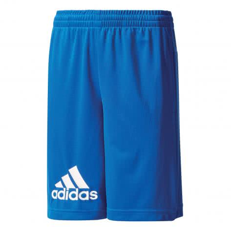 adidas Jungen Short Gear Up collegiate royal white Größe 116,128,140,152,164,176